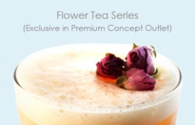 Flower Tea Series